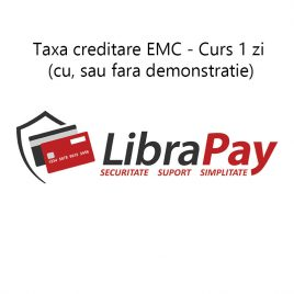Taxa creditare EMC Curs 1 zi (cu, sau fara demonstratie)