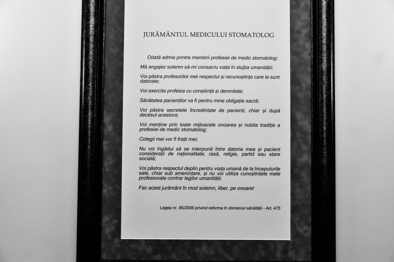 Cuvântul Președintelui Colegiului Medicilor Stomatologi din România