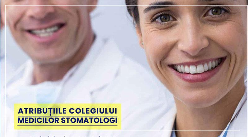 Atribuțiile Colegiului Medicilor din România